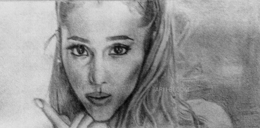 Ariana Grande  by ARI-BLOOM
