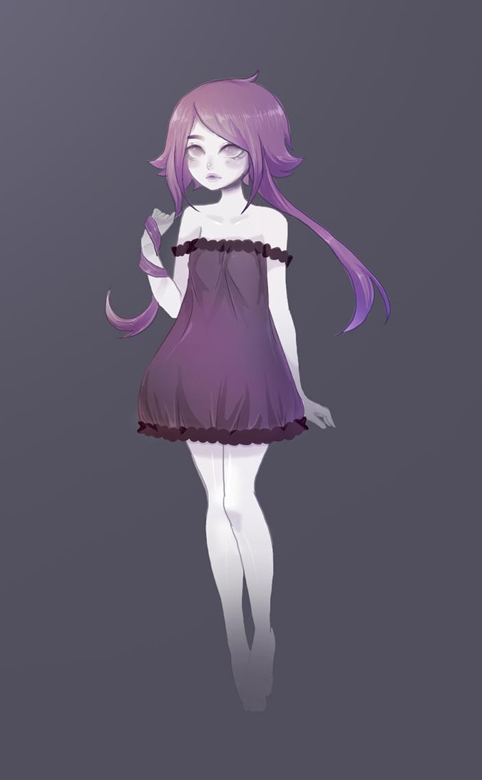 Cecelia by milkgrrl