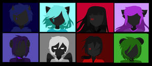 Shinigami Highschool shifters (from an RP)