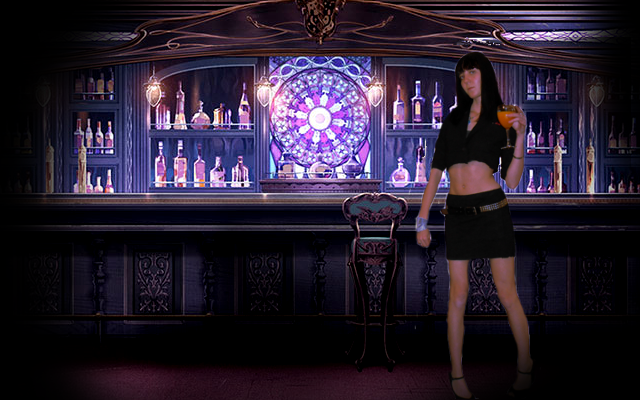 Death Parade cosplay by ZenZenDameDa