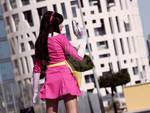 Mazinger Z - Yumi Sayaka II by Ciel-Inverse
