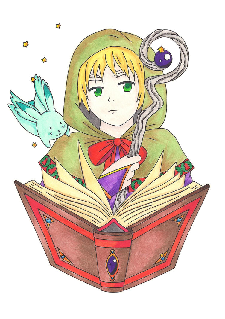 APH : Wizard England by Yudanaelle