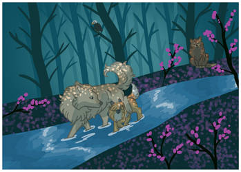PotA Ailey - The path of our ancestors - by saphiraly