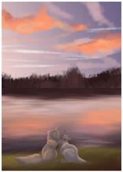 Romantic Lake Date - Enamored -