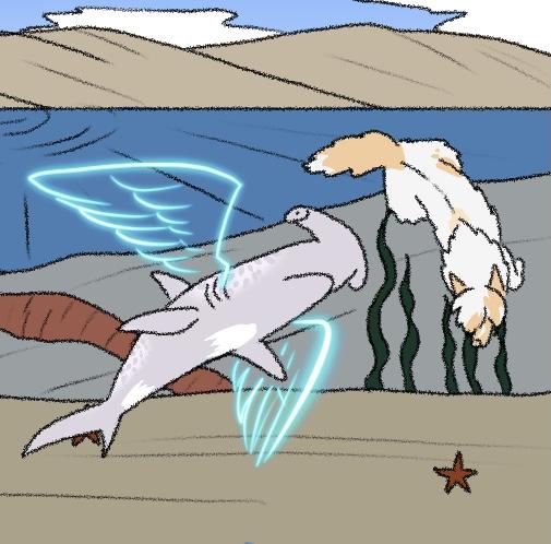 It's sharkweek after all - Ward PotA -