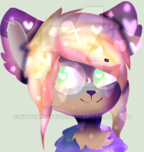 Marca Do Deviant by KittyAnimations3560