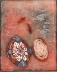 Magnetic Compass enamel