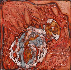 Cage golem enamel by teriathanin