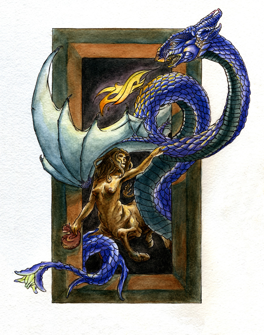 Borrowing from dragons