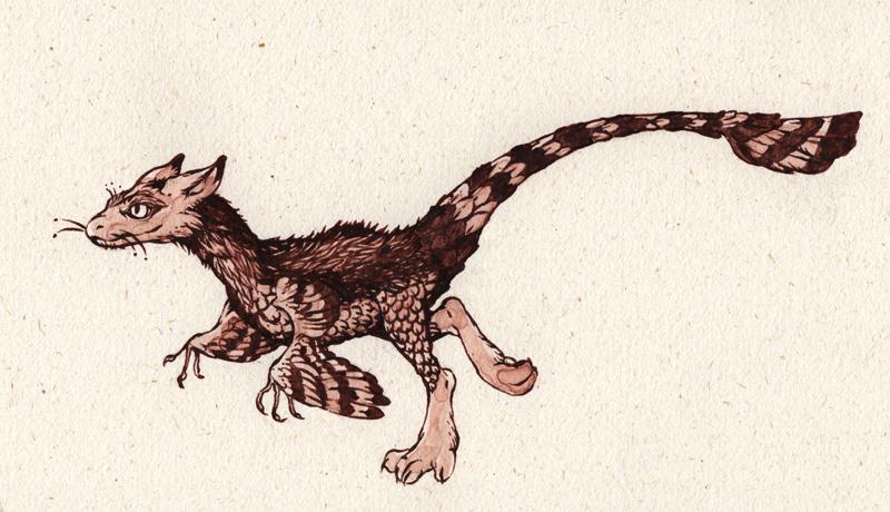 Cinnamonopteryx Press by teriathanin