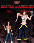 Battle The Undead pt 1 SkratchJam by I-24