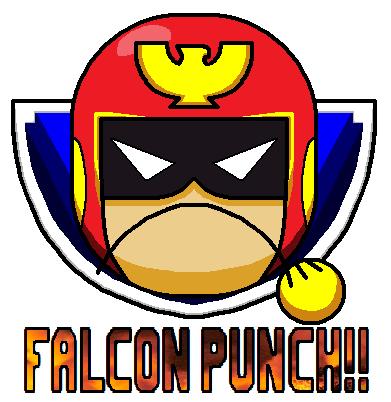 Captain falcon punch - photo#40