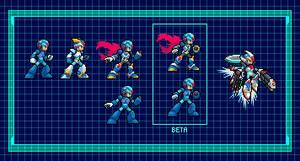 X armors
