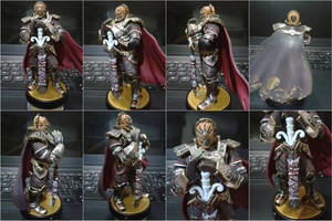 TP Ganondorf custom amiibo by Gregarlink10