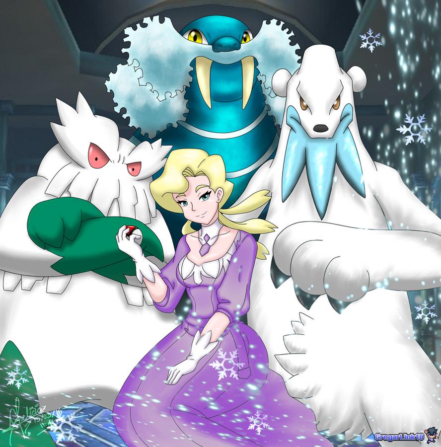 Glacia Elite Four