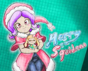 Merry Squidmas!