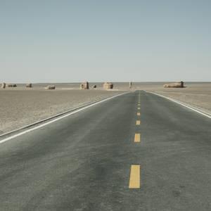 road by CHAOKUNWANG