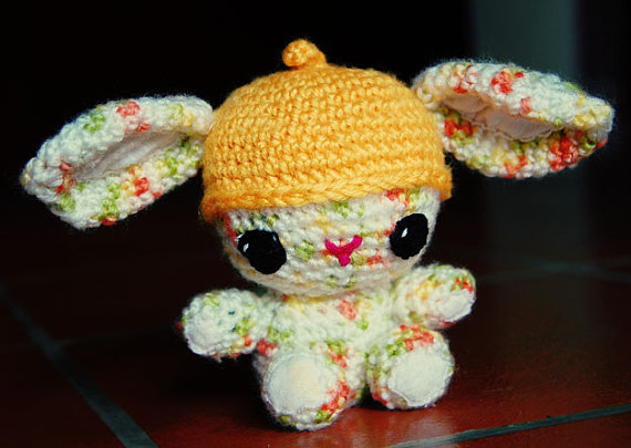 Amigurumi To Go Easter Egg Bunny : Amigurumi Rabbit - Pasha Easter Bunny by NimNamNum on ...