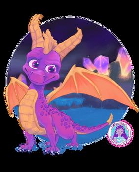 Spyro sketch