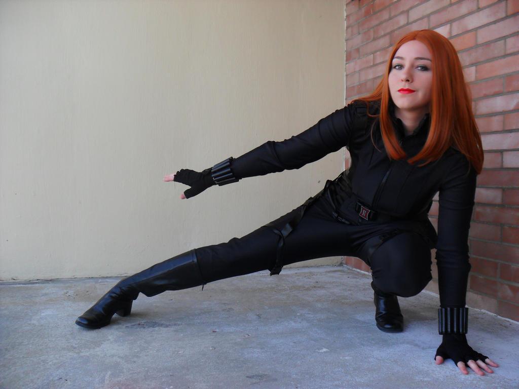Natasha Romanoff by SceneOfTheCrime