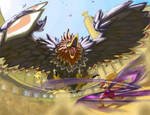 Ganondorf vs. the Helmaroc V2