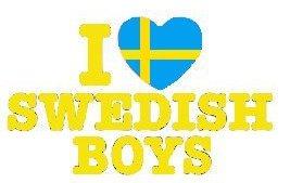 I love swedish boys by Orange-Mecanique