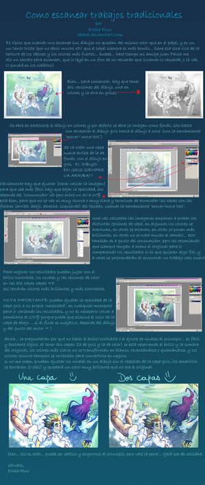 para escanear colores- ps