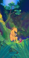 play in the jungle by ekara