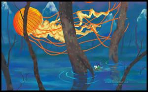 jellyfish by ekara
