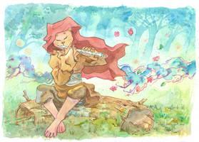 flautista by ekara