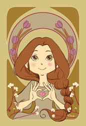 Beth - Little Women by ekara