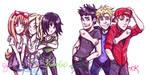 Girls and Boys by TrueLoveStory