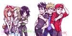 Girls and Boys by TrueLoveStoryMB