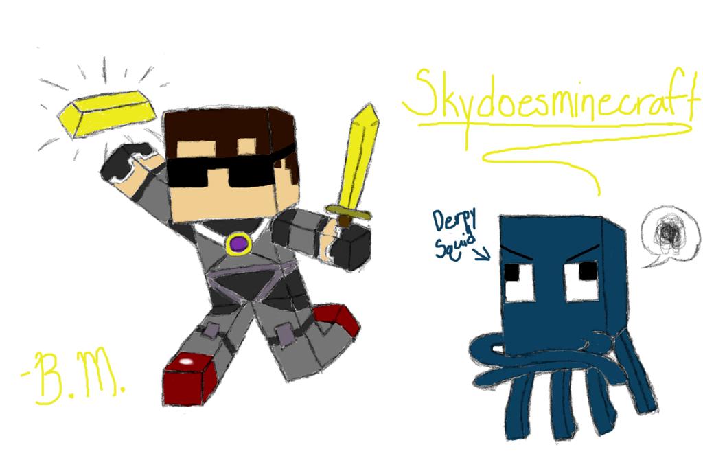 Skydoesminecraft (Rand...