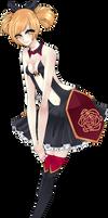 .:GCommission:. Sweet Fox Princess (3/3)