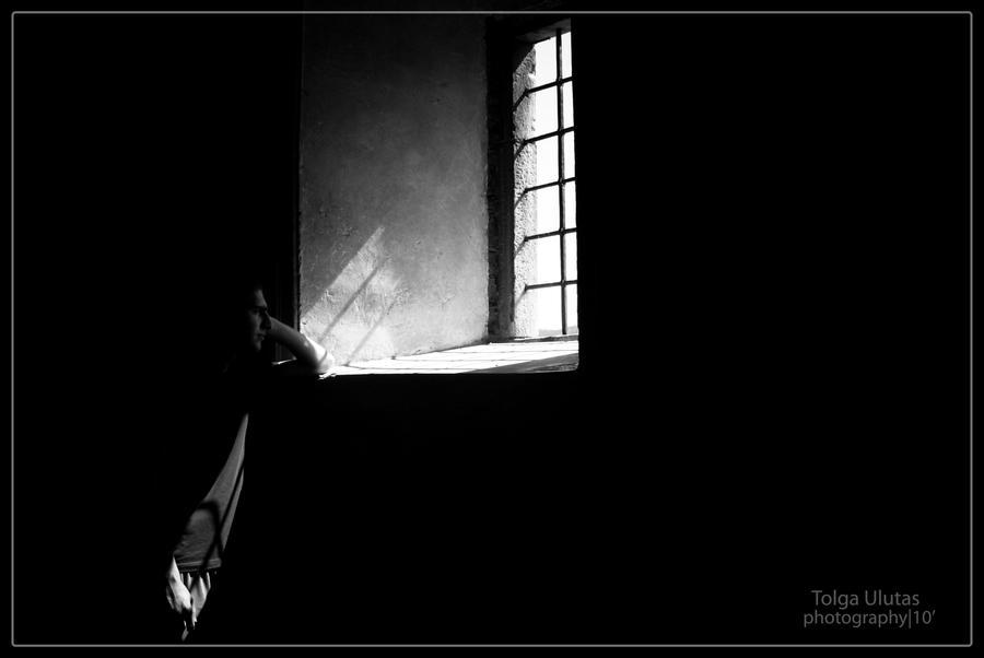 Man in the Dark by tul...