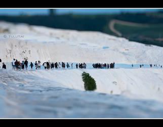 Miniature People by tulutass