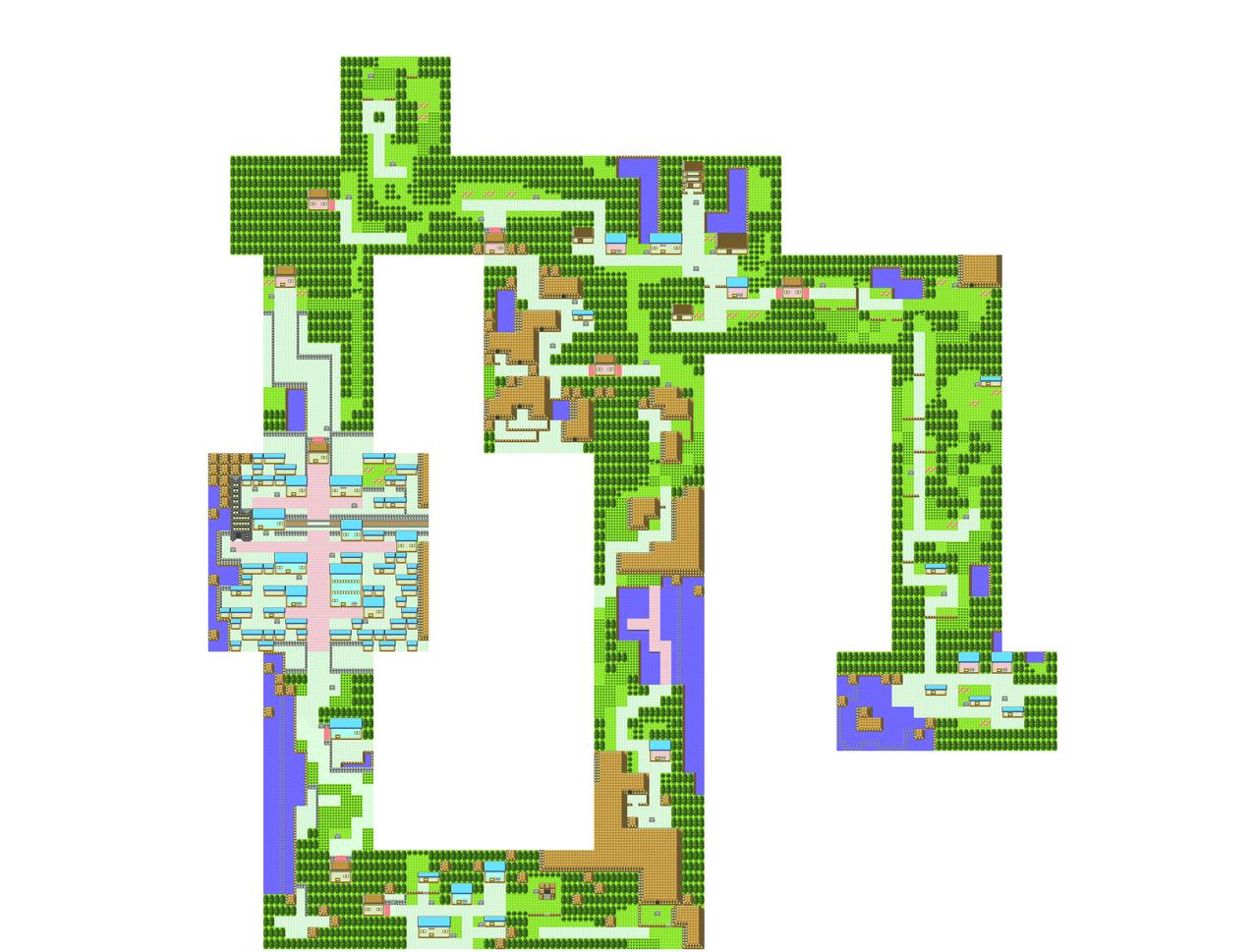 johto map wip by uhlinyaface on deviantart. Black Bedroom Furniture Sets. Home Design Ideas