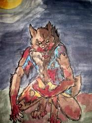 Bad Moon Risin' by FoxMaxwell