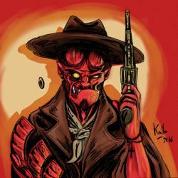 Hellboy Hex