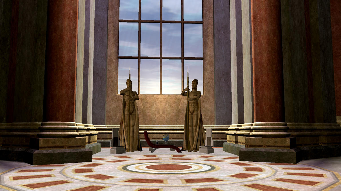 star wars galaxies theed palace inside by postapocalyptichalo on deviantart. Black Bedroom Furniture Sets. Home Design Ideas
