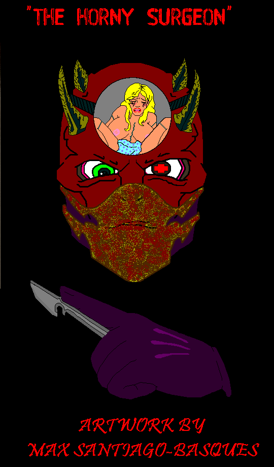 The Horny Surgeon-Colors by MassacreMilePres
