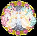 Zodiac Ponies - Gemini