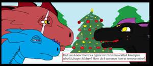 Happy Krampus Christmas - maybe