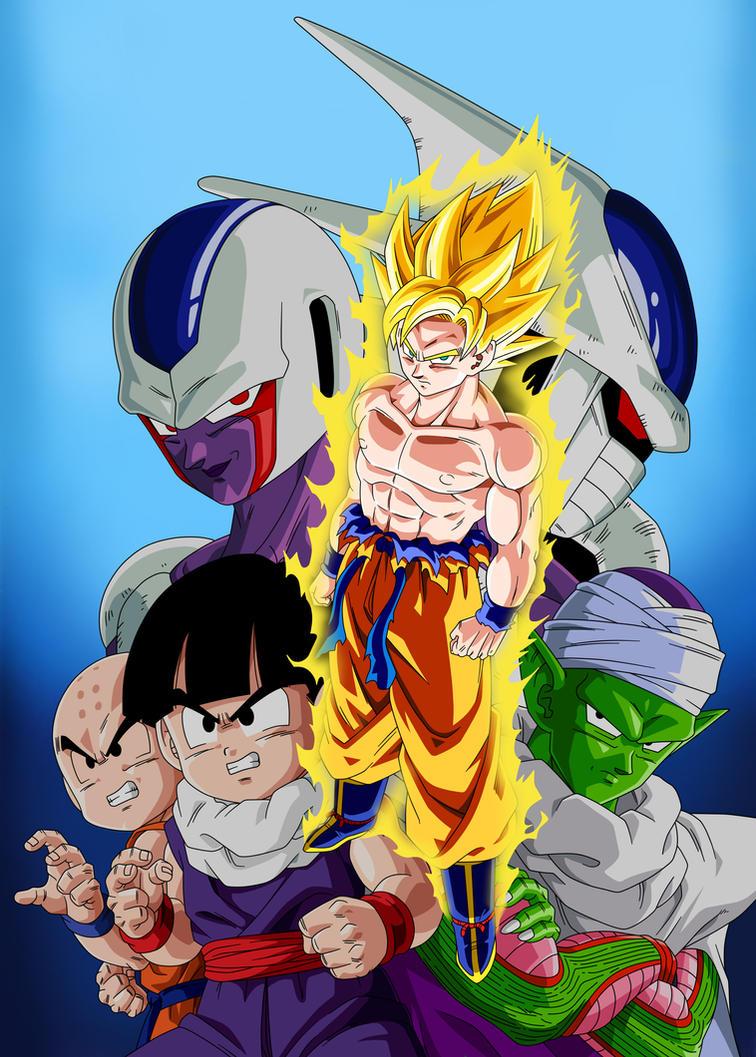 Dragon Ball Z: Tobikkiri no saikyo tai saikyo [1920x1080] Tobikkiri_no_saikyo_tai_saikyo_by_raykugen-d3h7ghf