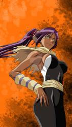 Commission (VECTOR): Yoruichi - Bleach