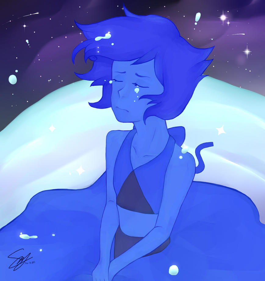 Lapis Lazuli by TheEditCat