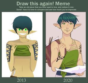 Draw this again: 2013/2020