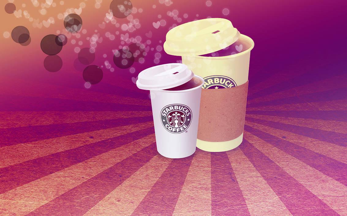 Starbucks Wallpaper by Liizaniia ...