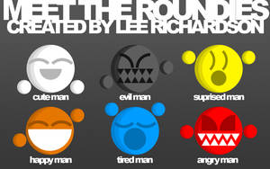 The Roundies Desktop by DarkVortexX